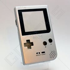 New Silver Nintendo Game Boy Pocket GBP Casing/Case/Shell/Housing Tools DIY Kit
