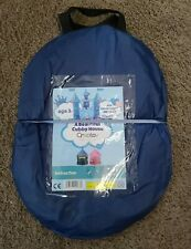 Creatov Kids Tent Toy Prince Playhouse - Toddler Play House Blue Castle for K...