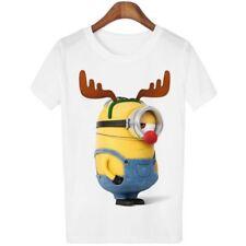 Unbranded Cotton Basic Tee Adult Unisex T-Shirts