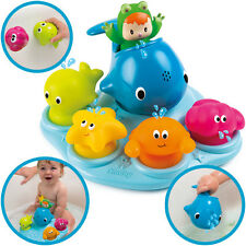 Smoby Cotoons Lustige Badeinsel Badespielzeug Spielzeug Badewanne Wanne Baby NEU