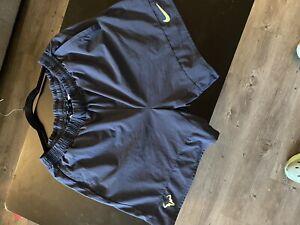 Nike Court Dri-Fit ADV Rafa Tennis Shorts Nadal Navy Blue Large