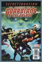 GUARDIANS OF THE GALAXY MARVEL 2008 SERIES 2-BOOK LOT NOS! 9.4+ NM GRADE, ABNETT