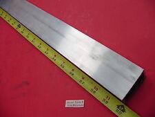 1x 2x 18 Wall Aluminum Rectangle Tube 6063 T52 X 60 Long 10x 20 X 125