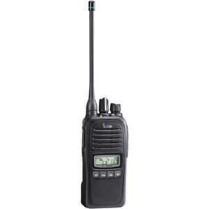 IC41PRO Ip67 80Ch UHF Hand Held Radio 5W iCom Made In Japan Dustproof and