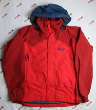 Patagonia Goretex Jacket Adult Small Red Xcr