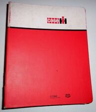 Case Ih 8570 Baler & Accumulator Service Repair Shop Workshop Manual & Binder