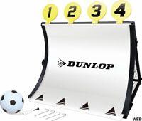 Anschluss Von Fußball 4in1 Mit Ball Pumpe Scheiben Tiro Und Streikposten Dunlop