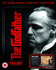 The Godfather Trilogy Special Packaging BLU-RAY NEW