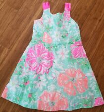 NWOT Lilly Pulitzer Girls Dress Size 6