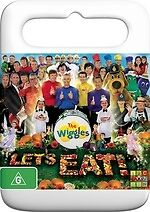 The Wiggles: Lets Eat * NEW DVD * (Region 4 Australia)