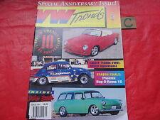 VW TRENDS MAGAZINE Mars 1994 BAJA-JETTA-IMMOBILIER-BUGGYS-KARMANN CABRIO-10