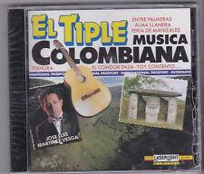 """EL TIPLE-""""Musica Columbiana"""" Cumbia/CLASSIC Tejano Tex Mex CD SEALED"""