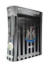 Newcastle United Football Club Xbox 360 Original Console Skin Sticker Toon Army