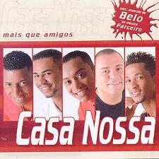 GRUPO CASA NOSSA - MAIS QUE AMIGOS NEW CD