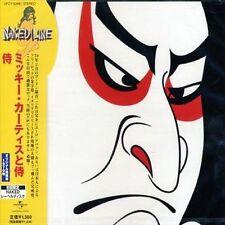 MIKI CURTIS - SAMURAI NEW CD