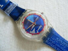 1998 Swatch Watch club special Lucky 7 SKZ116 PACK  New