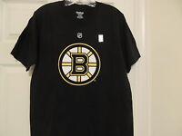 NHL Reebok Boston Bruins #30 THOMAS Hockey Shirt New Mens MEDIUM