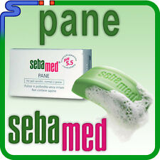 SEBA MED SEBAMED PANE DETERGENTE SOLIDO 150g PER PELLI GRASSE, IMPURE E ACNEICHE
