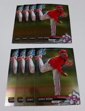 8 2017 Bowman Draft CHROME ADONIS MEDINA card lot PHILADELPHIA PHILLIES Baseball