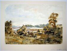 Vernon Wethered (1865–1952) landscape watercolour, County cork, Ireland
