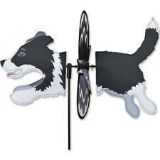 Border Collie Garden Wind Spinners