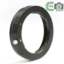 Metal Rear Lens Reverse Mount Protection Ring Pentax PK mount Camera 58mm thread