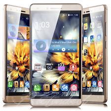 "Cheap Unlocked 5"" Android6.0 Smartphone straight talk T-Mobile Quad Core 2Sim 3G"
