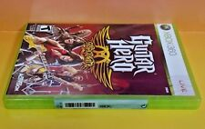 Guitar Hero: Aerosmith (Microsoft Xbox 360, 2008) Brand New Sealed Game