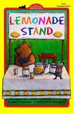 Lemonade Stand (All Aboard Reading)-ExLibrary