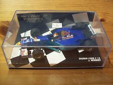 1/43 SAUBER FORD C15 1996 JOHNNY HERBERT