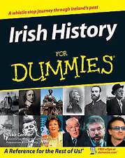 Irish History For Dummies by M. Cronin (Paperback, 2005)
