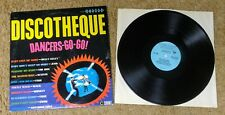 Discotheque - Dancers Go! Go! LP - CXS-245 - VG+