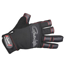 Gamakatsu Armor Gloves 3 Finger Cut L
