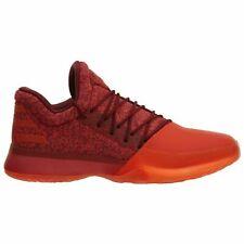 Adidas Performance endurece Vol 1 B39501 Baloncesto Zapatillas Zapatos UK 12 (#F141)