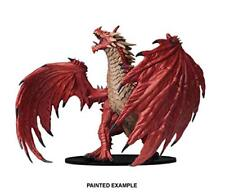 Pathfinder Deep Cuts Unpainted Minis: Gargantuan Red Dragon WZK 73144