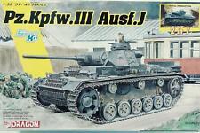 Dragon 6954  1/35  Pz.Kpfw. III Ausf.J Initial/Early Prod 2in1