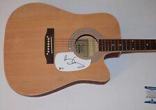 Brian May Signed Autographed Guitar QUEEN Beckett BAS COA
