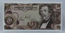 1967 Austria - Oostenrijk 20 Schilling 1967 02-07-1967 Ritter. Pick 142 - UNC