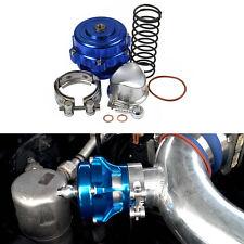 BOV Blow PopOff Valve 35Psi Car Turbo Intercooler Boost Aluminum 50mm Blue Kit