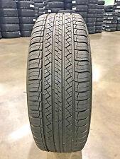 4 New 225 65 17 (102T) Michelin Latitude Tour Tires