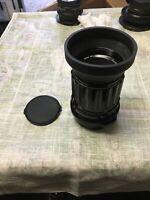 Asahi Super-Multi-Coated Macro-Takumar /6x7 1:4/135 Camera Lens