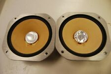 Pair of JVC Sk2195 Z Mid Range midrange  speaker Made in Japan