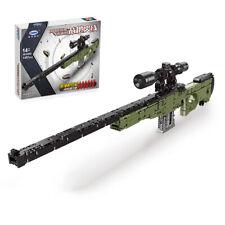 Xingbao 24002  AWM Super Magnum Rifle Technics Building Block Set 1491 Pieces