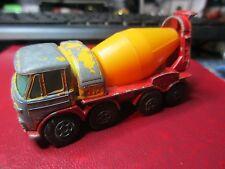 Lesney Matchbox Superfast No.21 Foden Concrete Truck