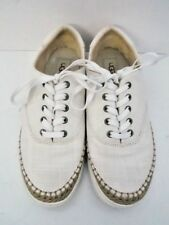 UGG Attractive Sneakers Women's Size 8.5 US With Contrasting Embroidered Detail
