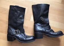 Fiorentini Baker Biker Boots - Size 39