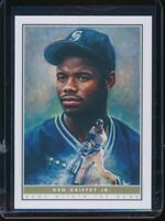 2020 Topps Game Within the Game #3 Ken Griffey Jr. Card SP Seattle Mariners
