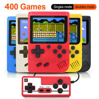 Mini Game Box Mini Handheld Console 400 Retro Games Pocket Player with Joystick