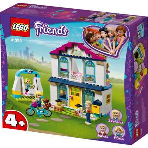 Lego 41398 Friends Stephanie's House Building Set