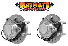 Front Wheel Bearing Hubs (Pair) 4x2 for 2007 Chevy Silverado 1500 (New Style)